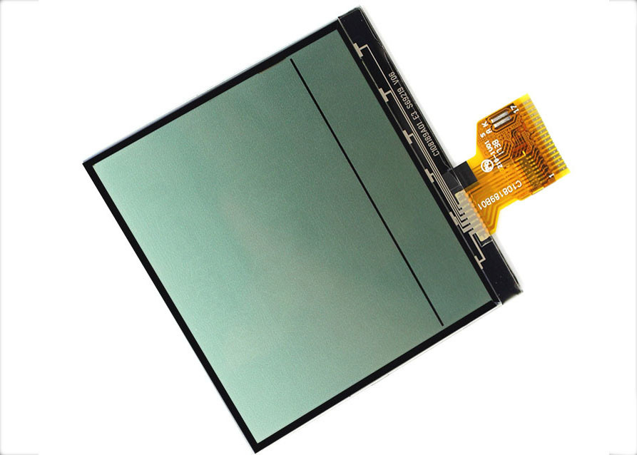 Square 160X160 Dot-Matrix Display FSTN Graphic COG Monochrome Graphic Display