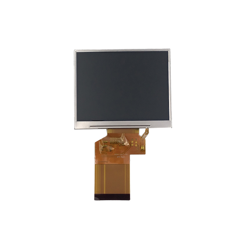 Square Tft Lcd Display 40 Pin Lcd Modules 3.5inch 320(RGB)X 480