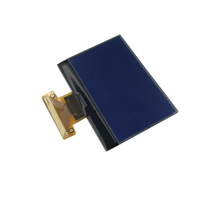 12864 SNT Transmissive Industrial LCD Screen Module / Small Lcd Display