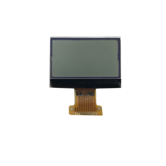 12864 Wearable Lcd Display Positive Cog Fstn Lcd Display St7567s