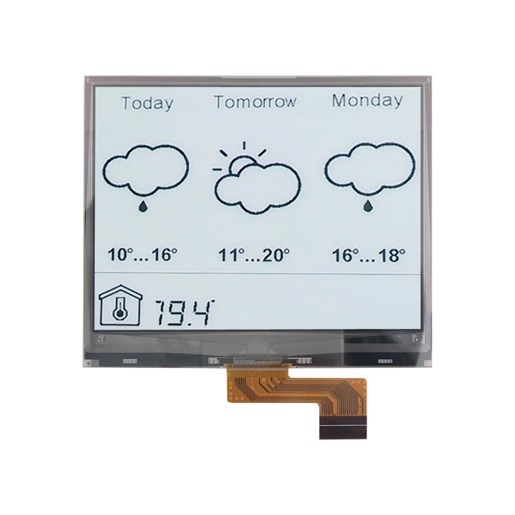 "Low Consumption Electronic Paper Display 4.2 "" 400 X 300 For Price Tag"