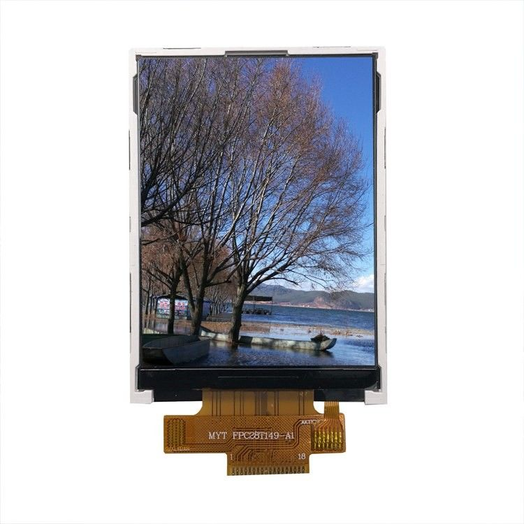 Active Matrix TFT LCD Color Monitor 240 X 320 Energy Saving With MCU Interface