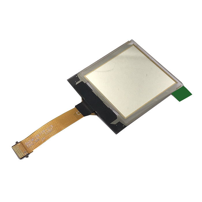 128 X 128 Pixels PMOLED Display , 16 Gray Scale PMOLED Screen SPI / I2C Interface